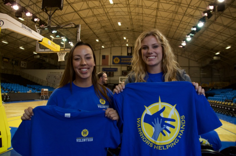 Volunteer at a Santa Cruz Warriors game and support CWC's work along the San Lorenzo River