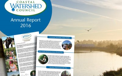 2016 Annual Report Published