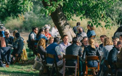 Meander Guests Pledge Action for the San Lorenzo River