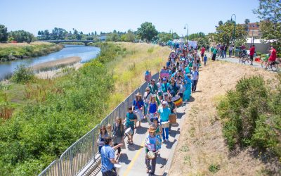 San Lorenzo River Month Success