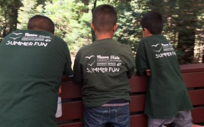 Summer Campers Change their Watershed Perspective