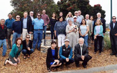 Thank you, Rotary Club of Santa Cruz!