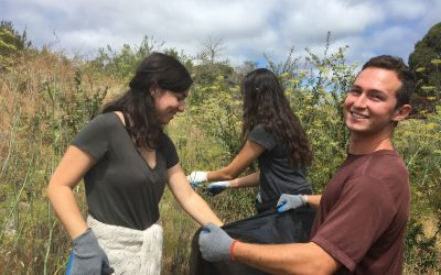 Volunteers Improve San Lorenzo River Habitat