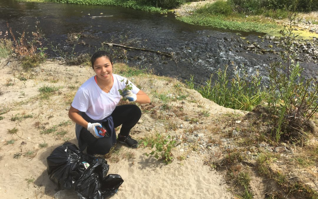 CWC's First-Ever Environmental Leaders Fellow