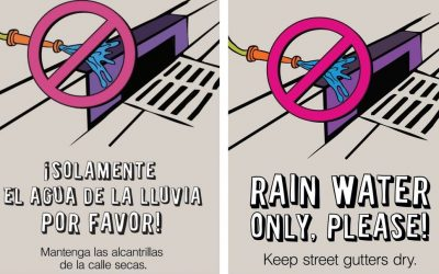 Rainwater Only Please!