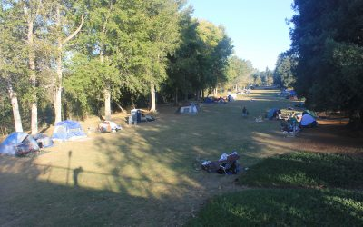 ACTION ALERT: Ask Local Leaders to Announce Plan for San Lorenzo Park Encampment