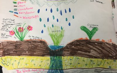 Mar Vista Elementary Watershed Rangers Share Green Engineering Practices