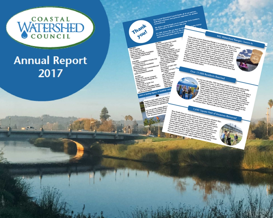 Coastal Watershed Council Reports