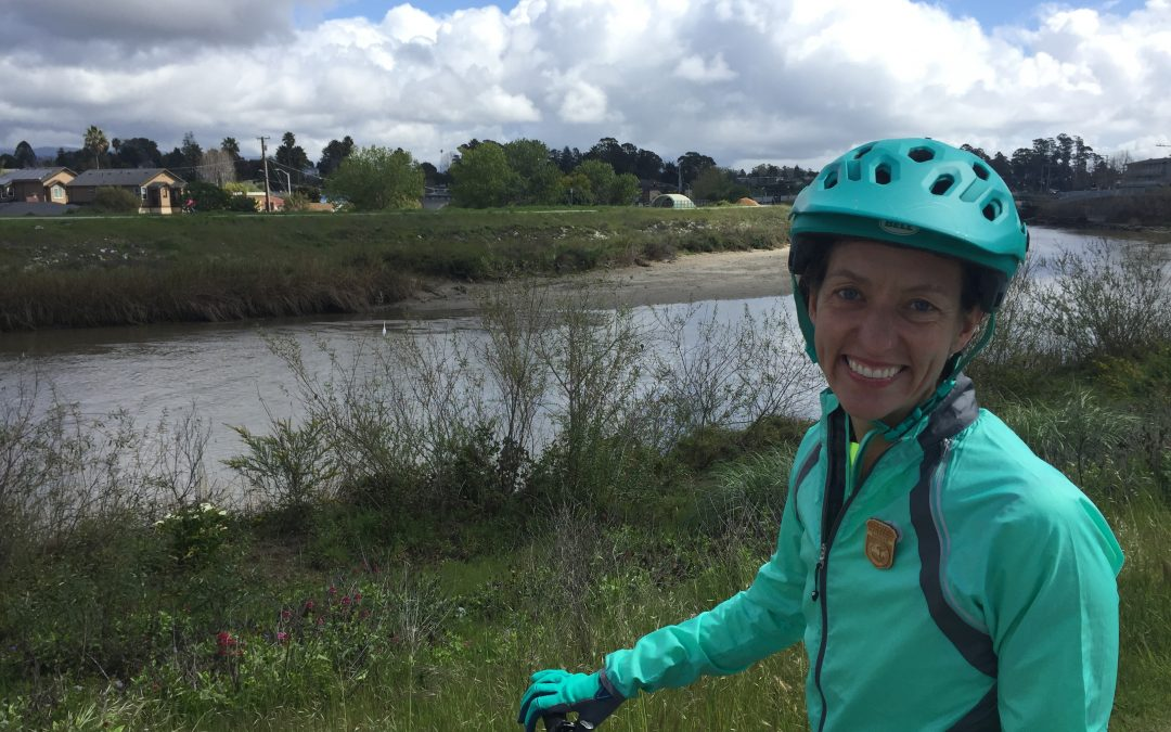 Community Foundation CEO Susan True Becomes a Sworn Watershed Ranger