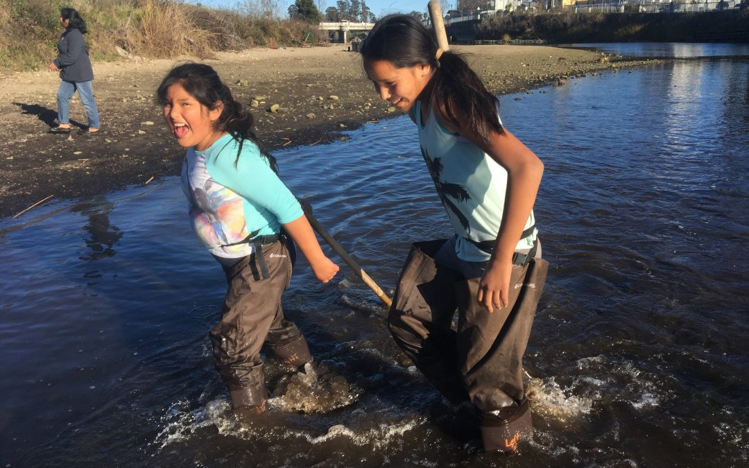 Unique Collaboration Inspires Wonder and Curiosity for Watershed Rangers
