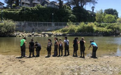 After School Programs Teach Fly Fishing Along the San Lorenzo River