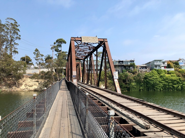 San Lorenzo Trestle Bridge Slated for Upgrade By Memorial Day 2019