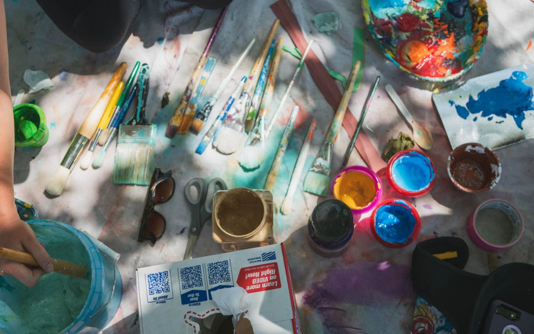 Beach Flats Families to Co-Design a New Storm Drain Mural