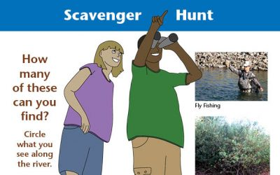 Activity: Santa Cruz Riverwalk Scavenger Hunt