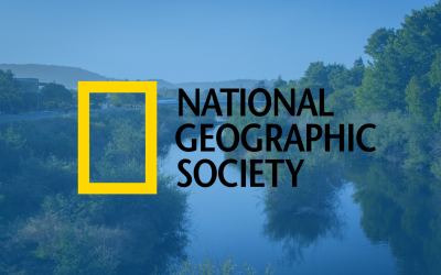 The National Geographic Society Supports Watershed Rangers