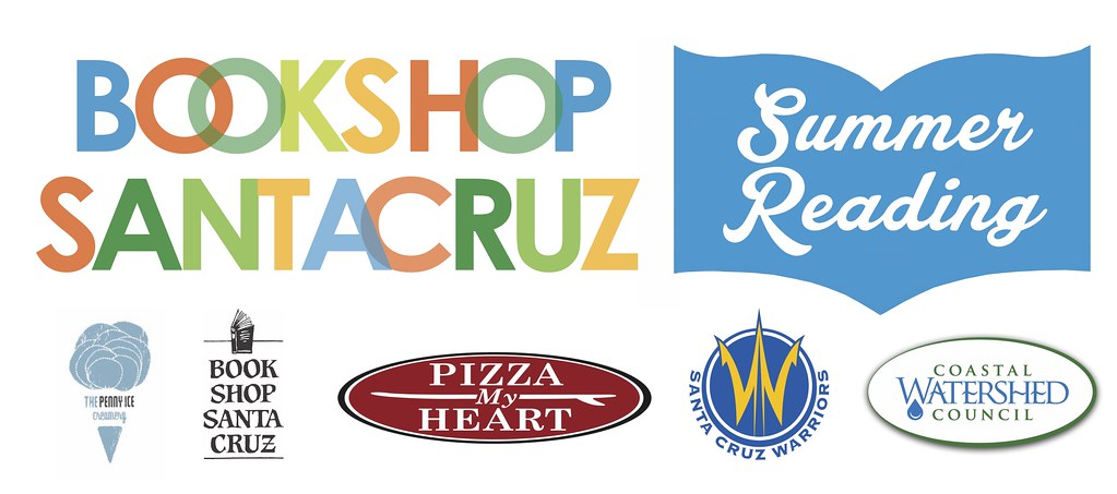 Summer Reading with Watershed Rangers and Bookshop Santa Cruz
