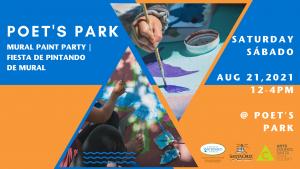 poets park paint