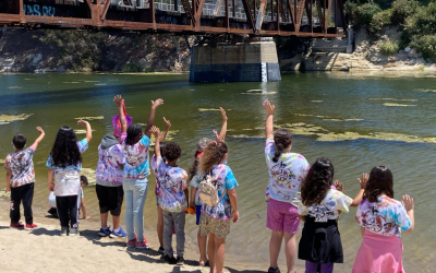 A Celebration of Exploring the San Lorenzo River this Summer