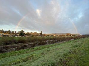 Riverwalk + Rainbow