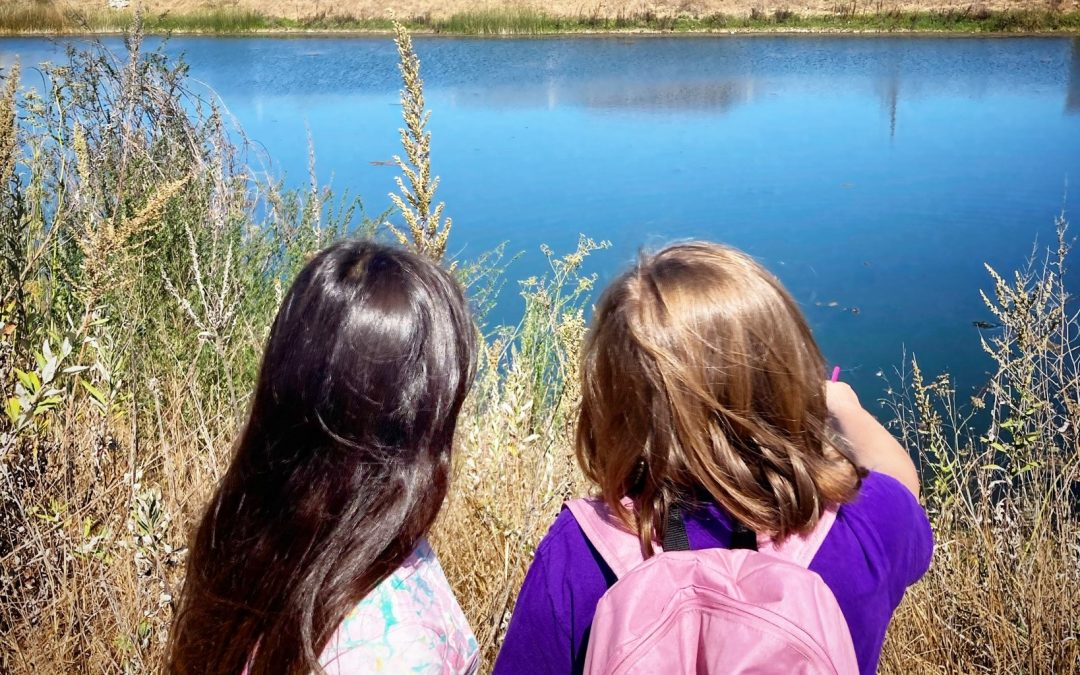 Coastal Watershed Council Goes Back to School!